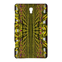 Fractal In Purple And Gold Samsung Galaxy Tab S (8 4 ) Hardshell Case