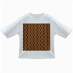 Gold Abstract Wallpaper Background Infant/Toddler T-Shirts