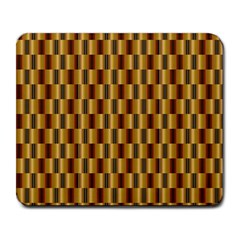 Gold Abstract Wallpaper Background Large Mousepads