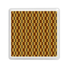 Gold Abstract Wallpaper Background Memory Card Reader (square)