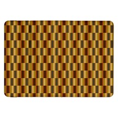 Gold Abstract Wallpaper Background Samsung Galaxy Tab 8 9  P7300 Flip Case