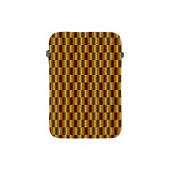Gold Abstract Wallpaper Background Apple iPad Mini Protective Soft Cases