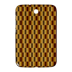 Gold Abstract Wallpaper Background Samsung Galaxy Note 8.0 N5100 Hardshell Case