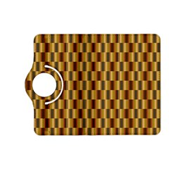 Gold Abstract Wallpaper Background Kindle Fire HD (2013) Flip 360 Case