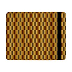 Gold Abstract Wallpaper Background Samsung Galaxy Tab Pro 8 4  Flip Case