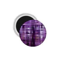 Purple Wave Abstract Background Shades Of Purple Tightly Woven 1 75  Magnets