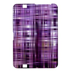 Purple Wave Abstract Background Shades Of Purple Tightly Woven Kindle Fire HD 8.9