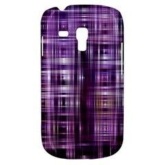 Purple Wave Abstract Background Shades Of Purple Tightly Woven Galaxy S3 Mini