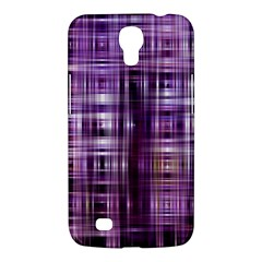 Purple Wave Abstract Background Shades Of Purple Tightly Woven Samsung Galaxy Mega 6 3  I9200 Hardshell Case