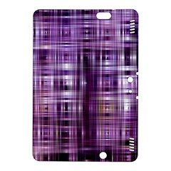 Purple Wave Abstract Background Shades Of Purple Tightly Woven Kindle Fire HDX 8.9  Hardshell Case