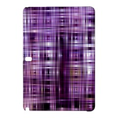 Purple Wave Abstract Background Shades Of Purple Tightly Woven Samsung Galaxy Tab Pro 12 2 Hardshell Case