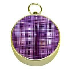 Purple Wave Abstract Background Shades Of Purple Tightly Woven Gold Compasses