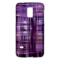 Purple Wave Abstract Background Shades Of Purple Tightly Woven Galaxy S5 Mini