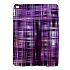 Purple Wave Abstract Background Shades Of Purple Tightly Woven iPad Air 2 Hardshell Cases