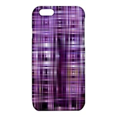 Purple Wave Abstract Background Shades Of Purple Tightly Woven iPhone 6/6S TPU Case
