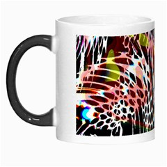 Abstract Composition Digital Processing Morph Mugs