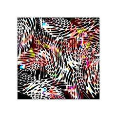Abstract Composition Digital Processing Acrylic Tangram Puzzle (4  x 4 )