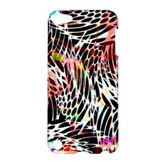 Abstract Composition Digital Processing Apple Ipod Touch 5 Hardshell Case
