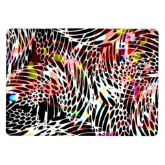 Abstract Composition Digital Processing Samsung Galaxy Tab 10.1  P7500 Flip Case