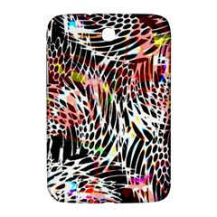 Abstract Composition Digital Processing Samsung Galaxy Note 8 0 N5100 Hardshell Case