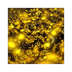 Vortex Glow Abstract Background Acrylic Tangram Puzzle (6  x 6 )