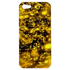 Vortex Glow Abstract Background Apple iPhone 5 Hardshell Case