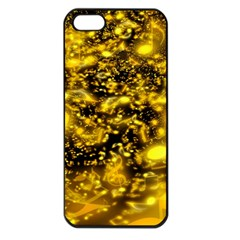Vortex Glow Abstract Background Apple iPhone 5 Seamless Case (Black)