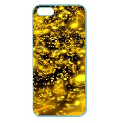 Vortex Glow Abstract Background Apple Seamless iPhone 5 Case (Color)