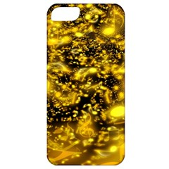 Vortex Glow Abstract Background Apple iPhone 5 Classic Hardshell Case
