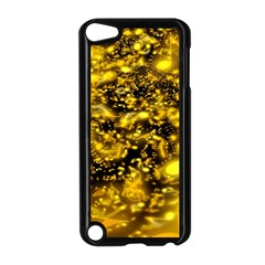 Vortex Glow Abstract Background Apple iPod Touch 5 Case (Black)