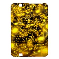 Vortex Glow Abstract Background Kindle Fire HD 8.9