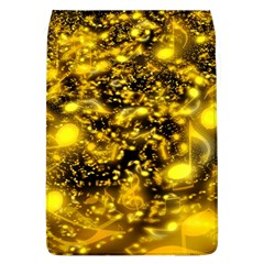 Vortex Glow Abstract Background Flap Covers (L)