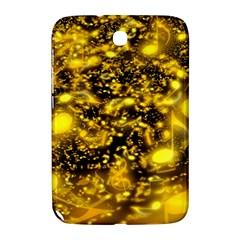 Vortex Glow Abstract Background Samsung Galaxy Note 8.0 N5100 Hardshell Case