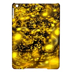 Vortex Glow Abstract Background iPad Air Hardshell Cases