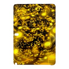 Vortex Glow Abstract Background Samsung Galaxy Tab Pro 10.1 Hardshell Case