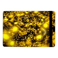 Vortex Glow Abstract Background Samsung Galaxy Tab Pro 10.1  Flip Case