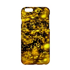 Vortex Glow Abstract Background Apple iPhone 6/6S Hardshell Case