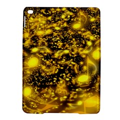 Vortex Glow Abstract Background iPad Air 2 Hardshell Cases
