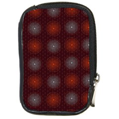 Abstract Dotted Pattern Elegant Background Compact Camera Cases