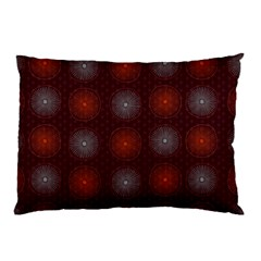 Abstract Dotted Pattern Elegant Background Pillow Case (Two Sides)