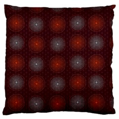 Abstract Dotted Pattern Elegant Background Large Cushion Case (Two Sides)