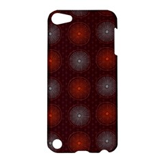 Abstract Dotted Pattern Elegant Background Apple iPod Touch 5 Hardshell Case