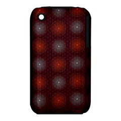 Abstract Dotted Pattern Elegant Background iPhone 3S/3GS