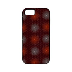 Abstract Dotted Pattern Elegant Background Apple iPhone 5 Classic Hardshell Case (PC+Silicone)