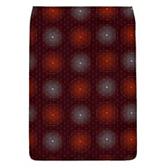 Abstract Dotted Pattern Elegant Background Flap Covers (L)
