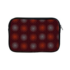 Abstract Dotted Pattern Elegant Background Apple Ipad Mini Zipper Cases