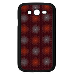 Abstract Dotted Pattern Elegant Background Samsung Galaxy Grand Duos I9082 Case (black)