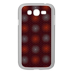 Abstract Dotted Pattern Elegant Background Samsung Galaxy Grand Duos I9082 Case (white)
