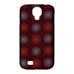 Abstract Dotted Pattern Elegant Background Samsung Galaxy S4 Classic Hardshell Case (PC+Silicone)