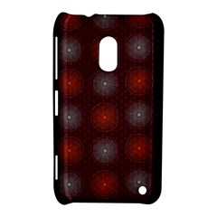 Abstract Dotted Pattern Elegant Background Nokia Lumia 620